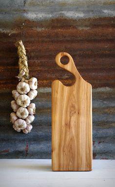 Cutting Board - Apple Wood