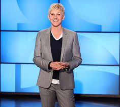 Ellen DeGeneres. She's just an amazing person who does so much good for others. I wish I had the means to make as much of a difference as she's making.