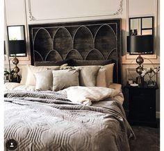 64 gilla-markeringar, 3 kommentarer - WALL of TREND ▪️interior▪️ ( - Mobel Ideer Dream Bedroom, Home Decor Bedroom, Master Bedroom, Parisian Bedroom, Studio Apartment Decorating, Design Studio, Bedroom Styles, Dream Decor, Decoration