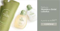 Natura para pessoas que amam se cuidar : Aproveite o desconto especial nos itens para cabel...