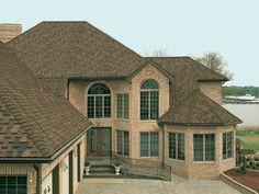 Sedona Sunset #gaf #designer #roof #shingles #home