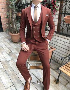 mens suits fashion show Wedding Dresses Men Indian, Wedding Dress Men, Wedding Suits, Dress Suits For Men, Formal Dresses For Men, Designer Suits For Men, Designer Clothes For Men, Mens Fashion Suits, Mens Suits