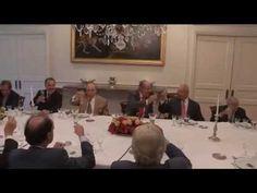 S.M. el Rey Don Juan Carlos presidió un almuerzo con personalidades de Uruguay