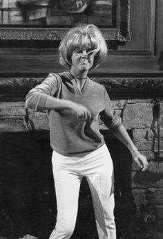 Doris Day dancing circa 1960s