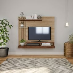 Panel TV up to 46 inches and Valencia Rustic Cafe Tv Unit Interior Design, Tv Unit Furniture Design, Tv Unit Decor, Tv Decor, Tv Rack Design, Tv Unit Bedroom, Tv Wanddekor, Modern Tv Wall Units, Modern Tv Room