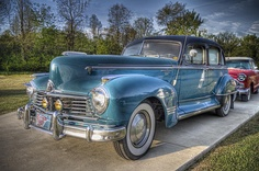 1947 Hudson Commodore Side View