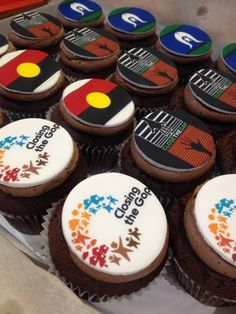 Close the gap cup cakes