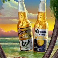 Sunshine, Corona, and Hip Hop Vol. 2 Corona Beer Image, Corona Beach, Beer Images, Beer Photos, Beef Barley, Beer Poster, Alcohol Bottles, Keep Calm And Drink, Bottle Lights