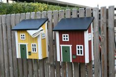Postkasse i høy kvalitet/ Postbox 4 farger Fuglebo.no