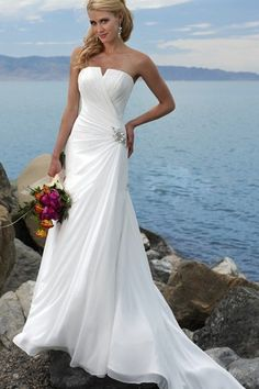 Classy, elegant and beautiful gown