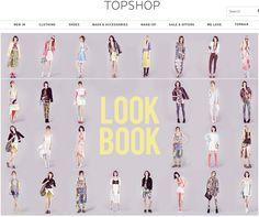 lookbook example - Google Search