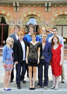 Cast of HP