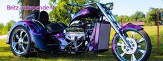 Britz Independent Trike.    http://v8choppers.com/britz-independent-trikes/