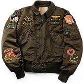Smithsonian Flight Jacket