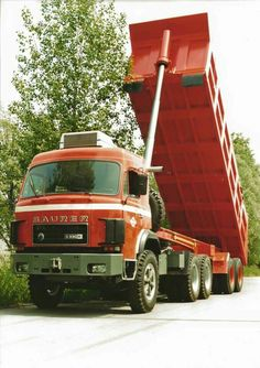 Semi Trailer, Dump Truck, Big Trucks, Rigs, Middle East, Transportation, Construction, History, Vehicles