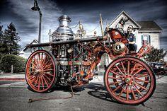 Steam Fire Apparatus