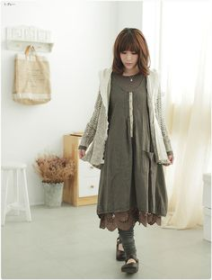 #mori, #morikei, #forestgirl   http://global.rakuten.com/en/store/mycloset/item/5179/