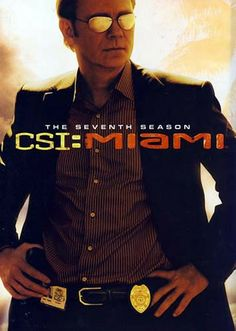 CSI Miami - The Complete Seventh Season (7) (Boxset) DVD Movie http://www.inetvideo.com/collections/inetvideo-csi-videos-on-dvd
