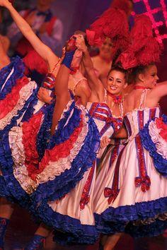 Fashion & Stuff, melusineh: Moulin Rouge Cancan Paris ...