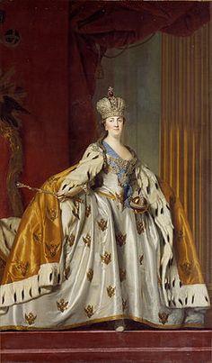 EL SIGLO DE LAS LUCES. CATALINA II DE RUSIA. (1729 - 1796). Hija de un general prusiano, Sophie Friederike Auguste von Anhalt-Zerbst, fue elegida como futura esposa del zar ruso Pedro de Holstein-Gottorp, para fortalecer los lazos entre Prusia y Rusia y debilitar la influencia de Austria. Al convertirse a la iglesia ortodoxa tomó el nombre de Catalina. Fue Emperatriz de Rusia durante 34 años, desde el 28 de junio de 1762, que conspiró para derrocar a su esposo y reinó hasta su muerte, en…