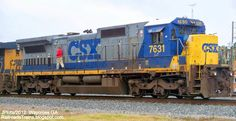 RAILROAD Freight Train Locomotive Engine EMD GE Boxcar BNSF,CSX,FEC,Norfolk Southern,UP,CN,CP,Map : Locomotives C40-8