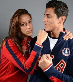 2012 Summer Olympics hotties: Diana and Steven Lopez (siblings), taekwondo