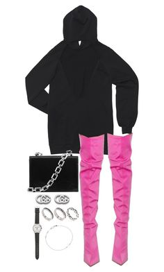 """Untitled #4798"" by theeuropeancloset on Polyvore featuring Gucci, ASOS, Astley Clarke and J.Crew"