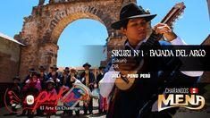 BAJADA DEL ARCO - SIKURI Nº1 (Charango Peruano - PUKA)