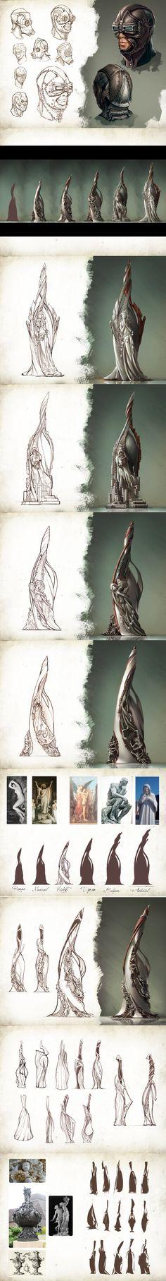 Sabriel work by Falarsimons on deviantART