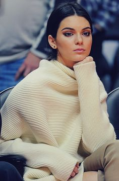 Pinterest: @barbphythian    Kendall Jenner