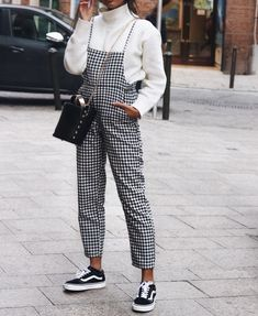 cool Модный и стильный комбинезон женский (50 фото) — Идеи создания образа