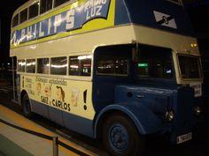 Autobuses, Madrid, EMT, Guy Aralac 1947