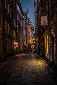 Stockholm Old Town by Joško Brkić on 500px