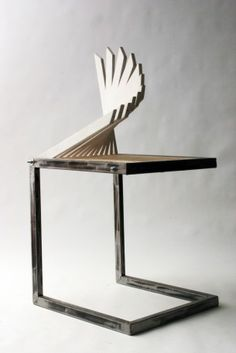 Fold chair by Rota-Lab