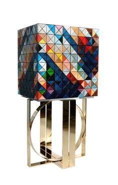 Boca do Lobo will be presented in Salone del Mobile 2017 | http://www.wallmirrors.eu #bocadolobo #luxuryfurniture #exclusivedesign #interiodesign #designideas #salonedelmobile #isaloni #furniturefair