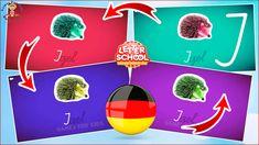 ABC LetterSchool & Schreiben Sie die Buchstaben in Deutsch & Lernspiel App für Kinder