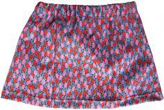 Dit rokje maakte ik voor mijn dochter. Eenzelfde rokje maakte ik al eerder uit tricot. Omdat je...