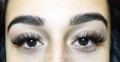 Sahar Makeup • Studio based in Stanmore Middlesex • Makeup for all occasions • Classic Individual & Russian Volume eyelash extensions • 07814740809 • Bushey • Edgware • Hatchend • Northwood • Millhill • Harrow • London • saharmua1@gmail.com for enquiries • www.saharmakeup.com