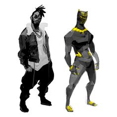 Killmonger/Golden Jaguar