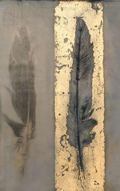 Feather Media Art #abstractart