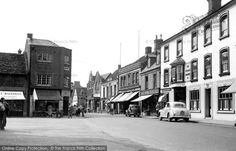 Photo of Ely, Market Place from Francis Frith Ely Cathedral, My Family History, Yesterday And Today, Where The Heart Is, Past, England, Street View, Marketing, Places