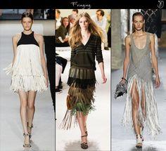 Spring 2015 Fashion Trends | FRINGE