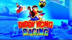 diddy kong racing - Google Search