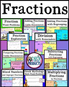 Teachers, complete fraction unit w/ adding and subtracting, multiplying and dividing, simplifying, comparing for kids in 4th grade. Whether introducing fractions or understanding reducing rules in math, teaching activities using pizza representing for understanding equivalent types of operations w/ mixed numbers