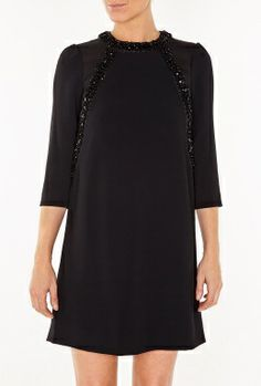 Kisa Embroidery Silk Dress by Marc by Marc Jacobs
