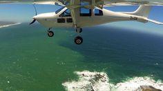 Jabiru J430 flying Western Cape SA
