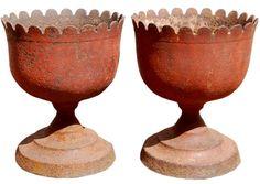 antique urns