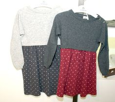 legging estampados, y sobre los vestidos, son varios los diseñadores que se inclinan por hacerlos cómodos y abrigaditos como los que combinan lana en el cuerpo y la falda de tela. www.yosolito.es