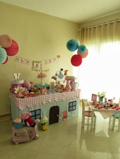 peppa pig party confeitaria