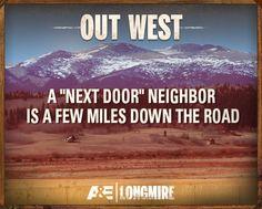 Longmire: Your next door neighbor Out West